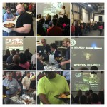 March Meeting Collage