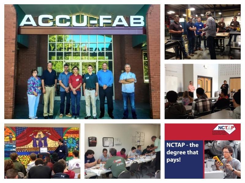 NCTAP Summer Interns
