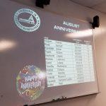 August Anniversaries